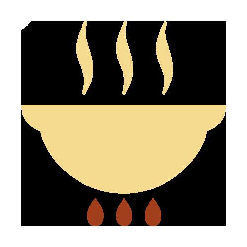 きりたんぽみそ鍋