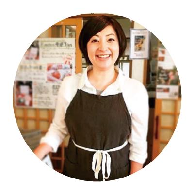 木元千恵子さん